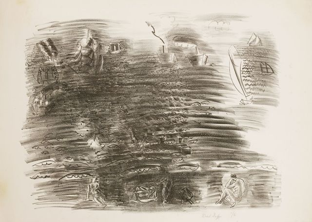 Raoul Dufy, 'Sailing Boats', 1925, Sworders