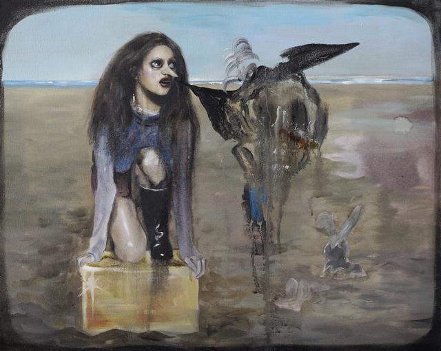 , 'Woman Pirate,' 2013, LETO
