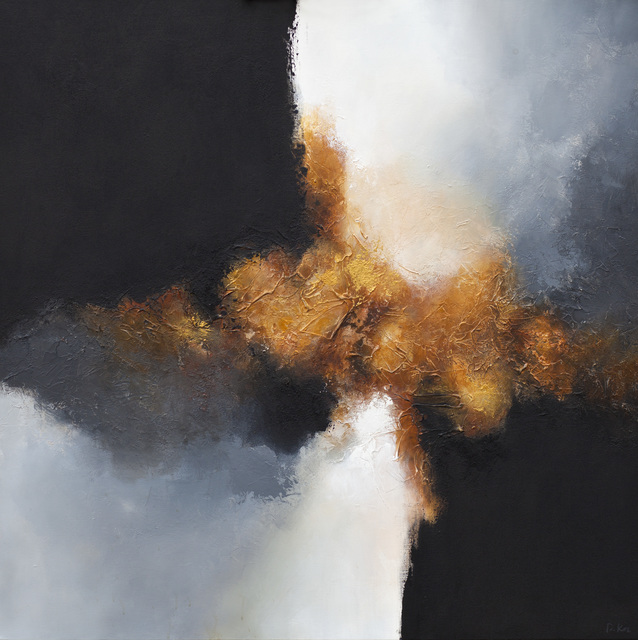 Daniel Kozeletckiy, 'Gold & Black #7', 2014, Artig Gallery