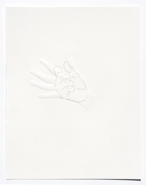, 'APIPAKÓTENE (the other hand),' 2016, Wu Galeria