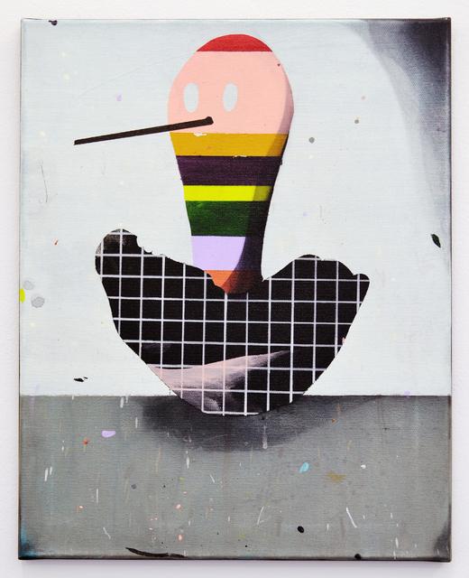 , 'Papi Schulo II,' 2015, Marie Kirkegaard Gallery