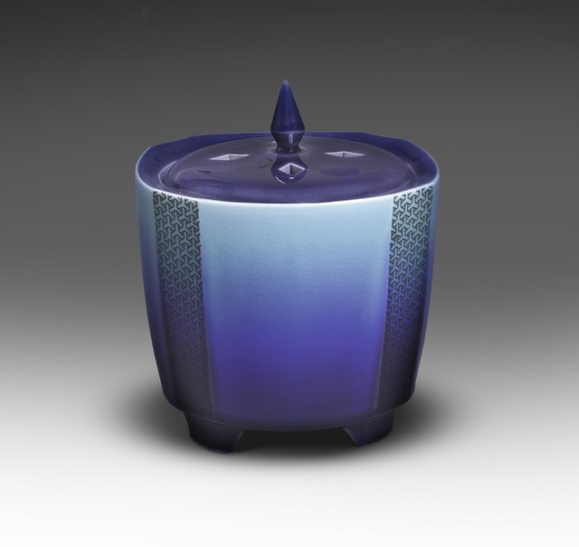 , 'Incense Burner with Komon Pattern,' 2005, Onishi Gallery