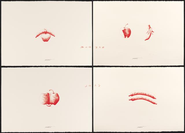 , 'Modern Love,' 2018, LouiSimone Guirandou Gallery
