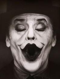 Jack Nicholson I, London, 1988