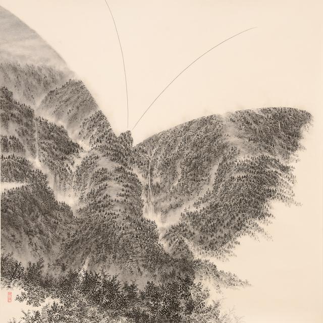 , '< Symbiosis > No.3 < 共生 > 之三,' 2017, Artify Gallery