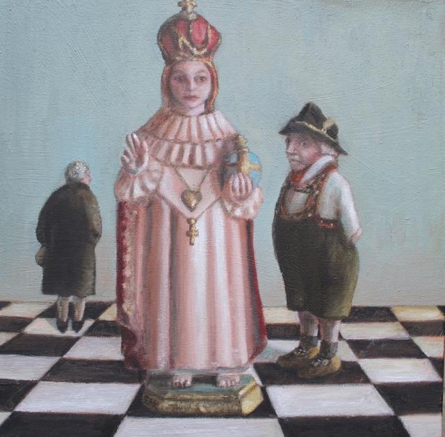 E. Andrea Klann, 'The Next Move', 2017, Kurbatoff Gallery