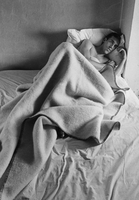 , 'David Wojnarowicz in Bed,' 1983, Fraenkel Gallery