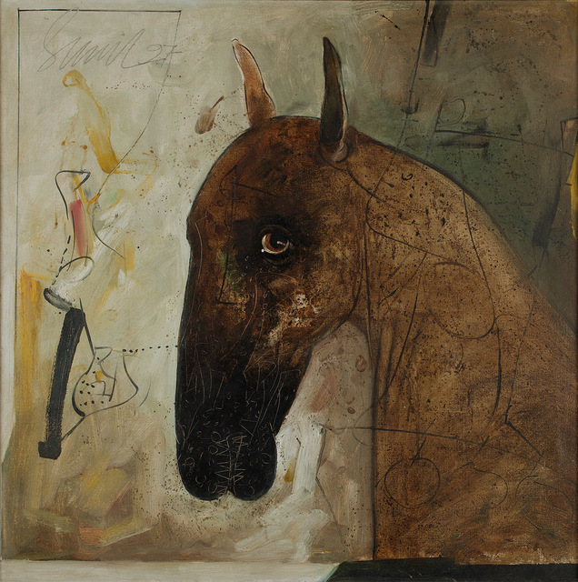, 'Untitled (Horse),' 1997, Dag Modern