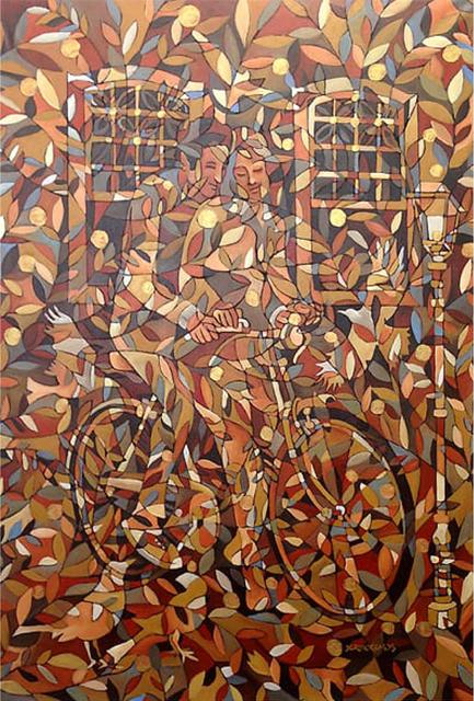 Sergio Ramos, 'O Passeio   |   Bike Ride', 2019, Galeria Canoa