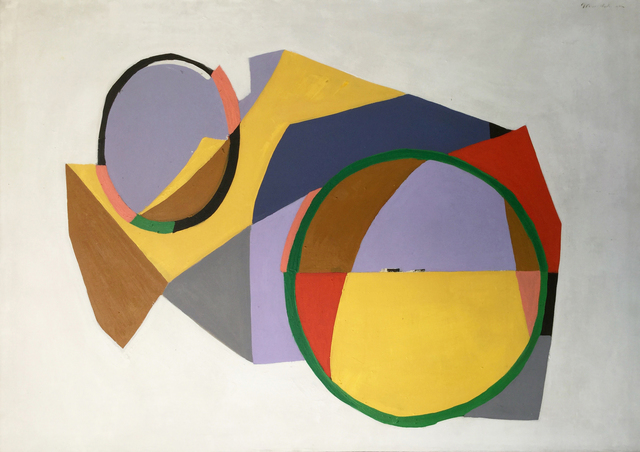 , 'Sun Series B6,' 1970, Modern West Fine Art