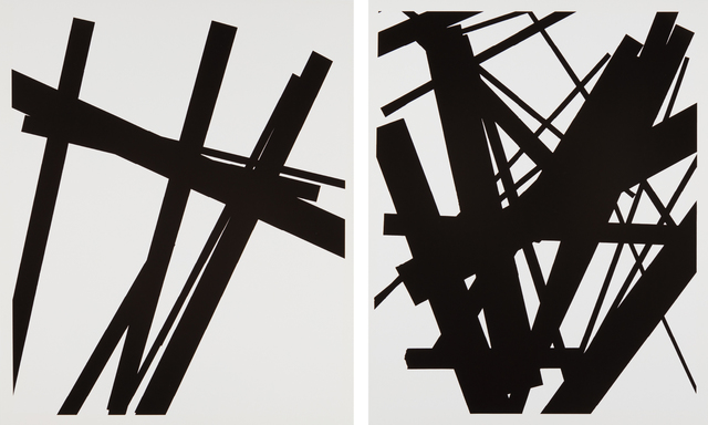 James Welling, 'Two works: (i) #19; (ii) #7', (i) 1999-(ii) 1998, Phillips