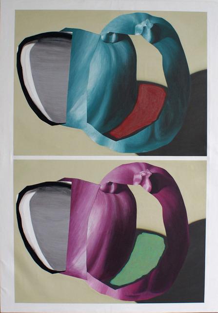 , 'Dualidad perforada,' 2016, Marlborough Madrid & Barcelona