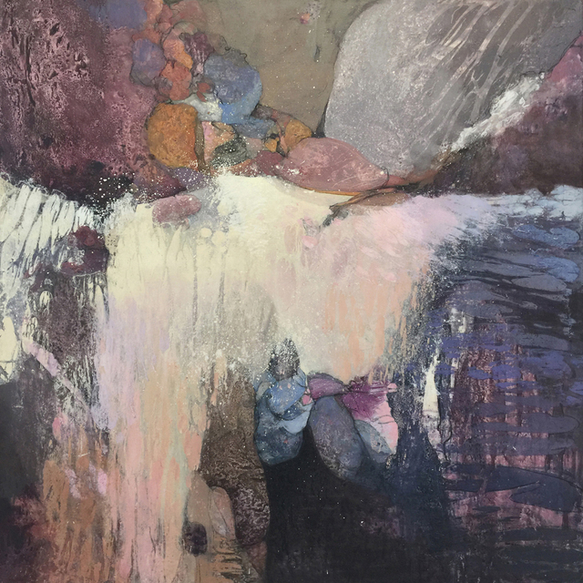 , 'FaunaFloraFigure47,' , Chicago Art Source
