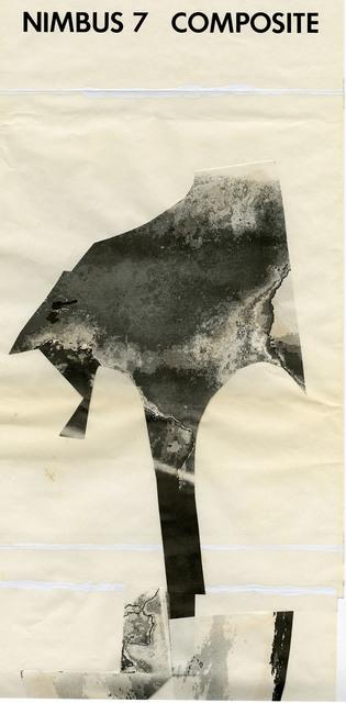 , 'Nimbus 7 Composite,' 1989, Marsiaj Tempo