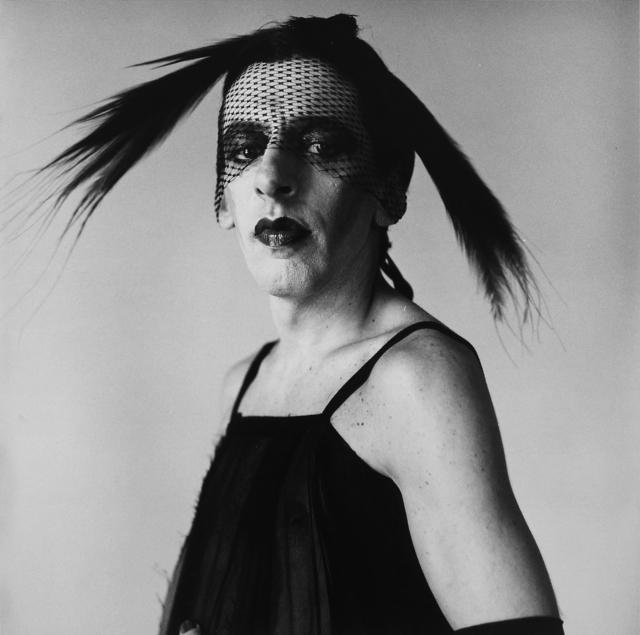 , 'John Heys in Lana Turner's Gown (I),' 1979, Mai 36 Galerie