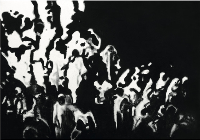 , 'Hashd 3,' 2017, Mark Hachem Gallery