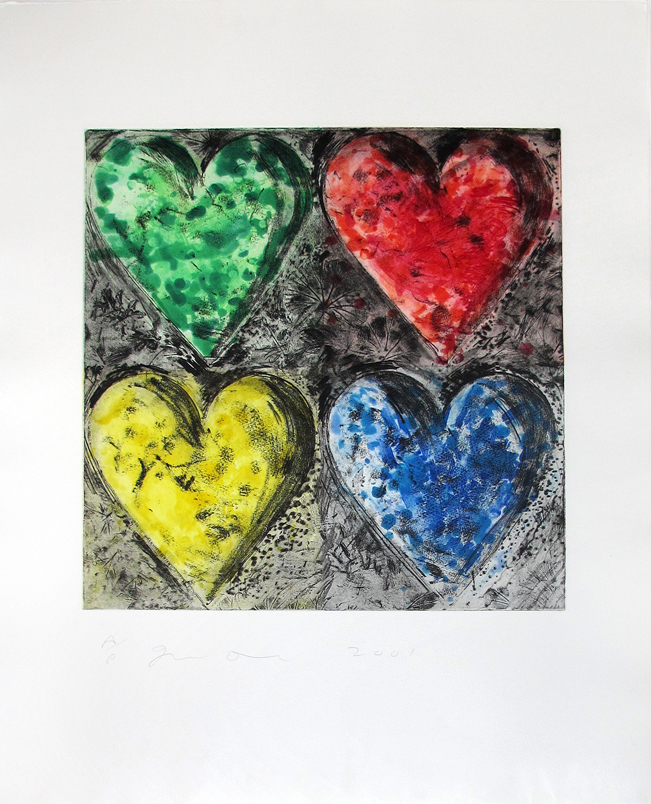 Jim Dine - 504 Artworks, Bio & Shows on Artsy