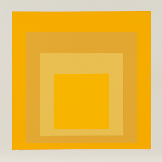 Josef Albers, 'SP X', 1967, Phillips