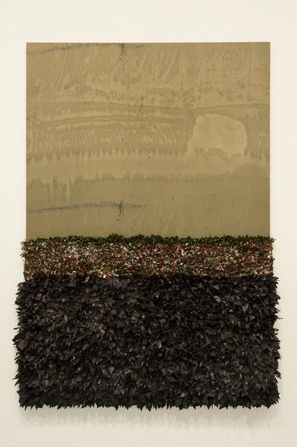 , 'Les Horizons Complexes (de l'Amour et d'une romance) X,' 2018, Sabrina Amrani