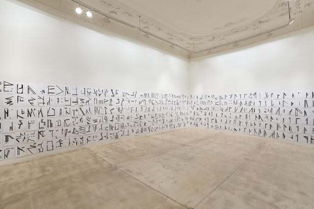 , 'VOL. 7: ODE,' 2017, Galerie Krinzinger