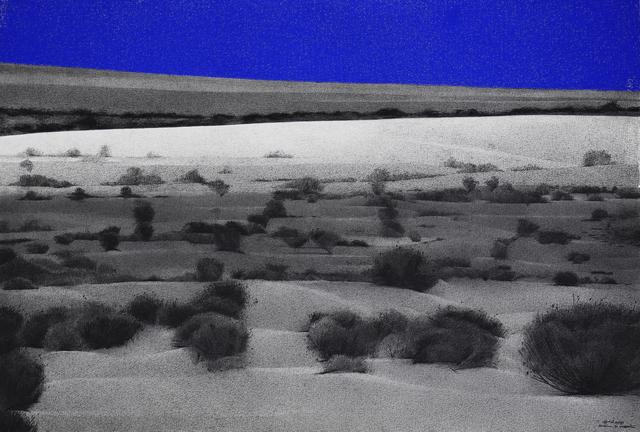 , 'Wadi el Natroon No 2,' 2017, al markhiya gallery