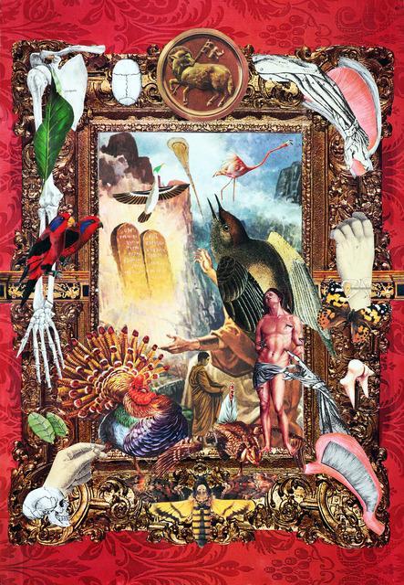 , 'Moses 1,' 2013, Isabel Croxatto Galería