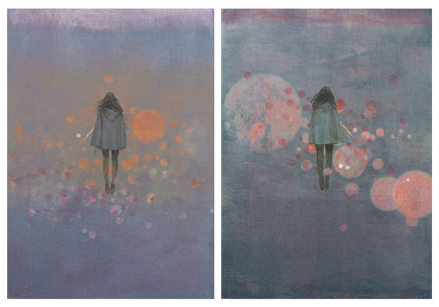 , 'A Recurring Dream I,' 2017, Galleria Punto Sull'Arte