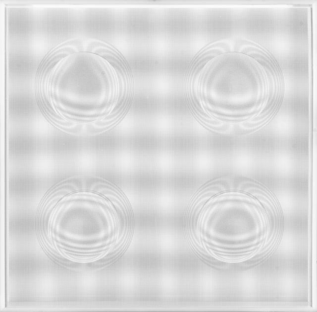 , '4 Esferas Estelares (Blancas),' 2015, Galería RGR