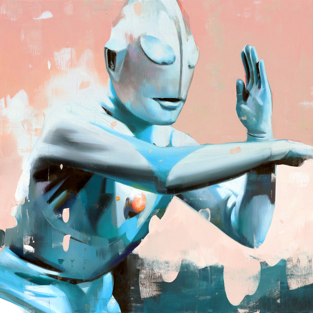 , 'Ultraman,' 2018, Abend Gallery