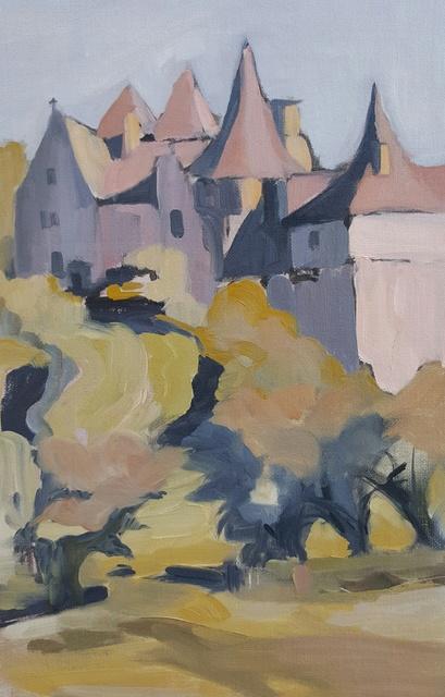 , 'Vie de Chateau,' 2017, Susan Calloway Fine Arts
