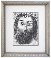 Pablo Picasso, Portrait of Christ