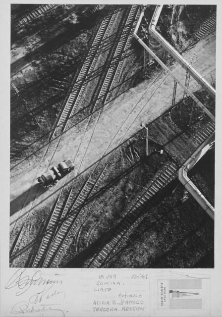 , 'Lineas,' 1961, Vasari