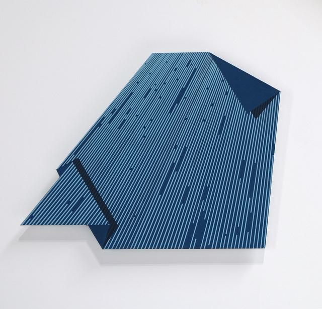 , 'Fold #13,' 2018, DENK Gallery