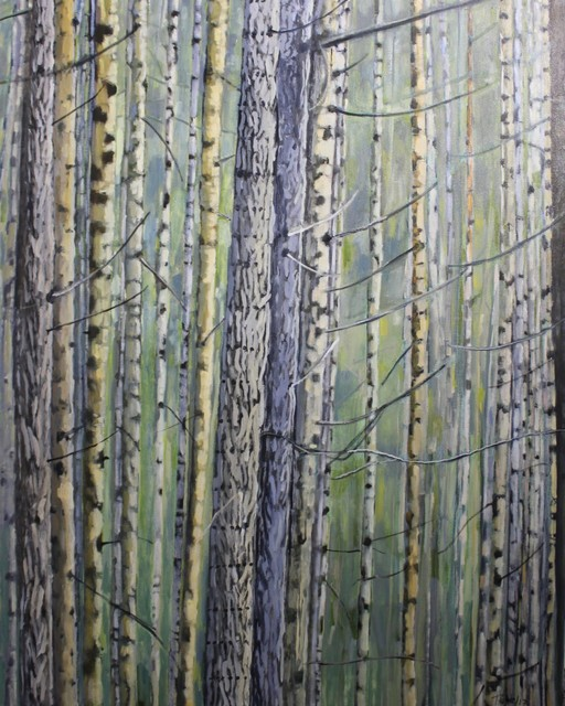 Tom Gale, 'West Coast Alders', 2017, The Front Gallery