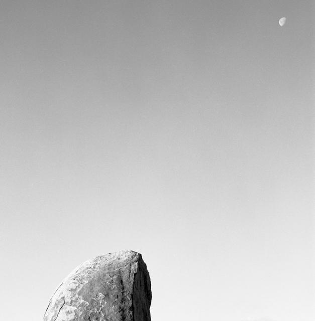 , 'Moon Talks to Rock,' 2015, Susan Eley Fine Art