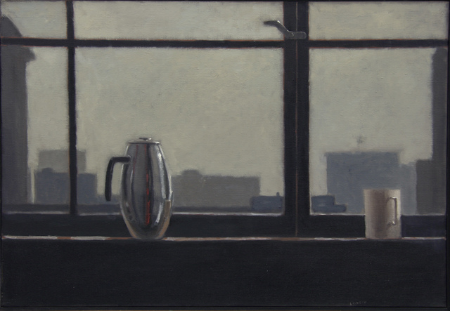 , 'HOTEL - COFFEE POT AND CUP,' 2015, Greg Kucera Gallery