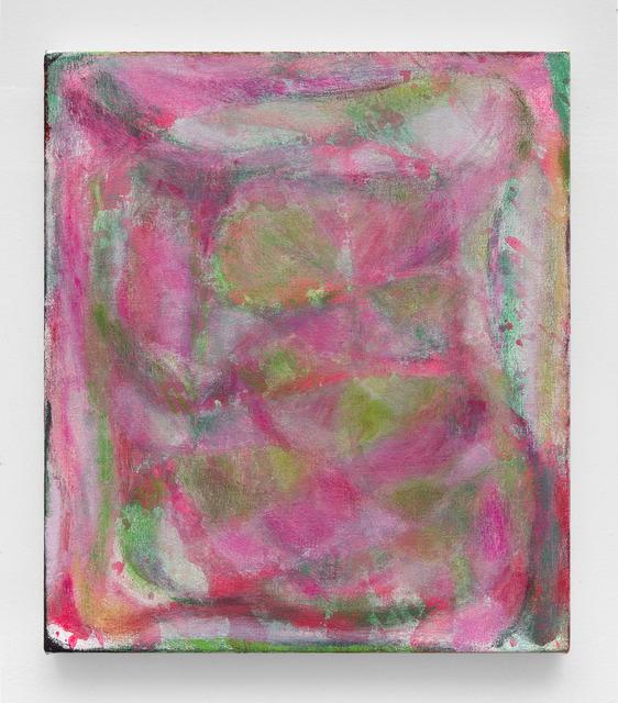 , 'Pink Ghost,' 2019, ODD ARK•LA