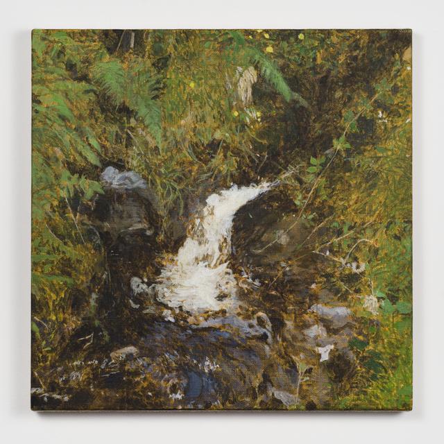 , 'The Source,' 2014, Fleisher/Ollman