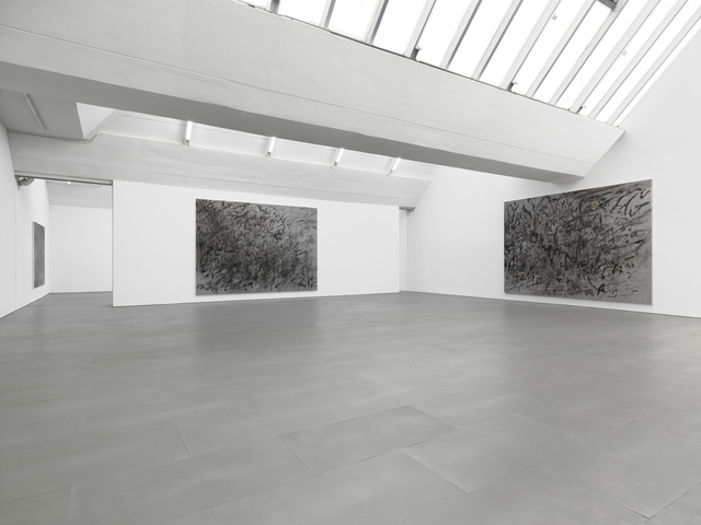 , 'Half A Shadow - exhibition view at carlier | gebauer,' 2014, carlier | gebauer