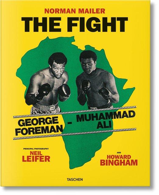 , 'Norman Mailer. Neil Leifer. Howard Bingham. The Fight.,' 2016, TASCHEN