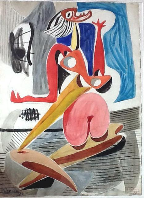 , 'Surreal,' 1933, Leandro Navarro