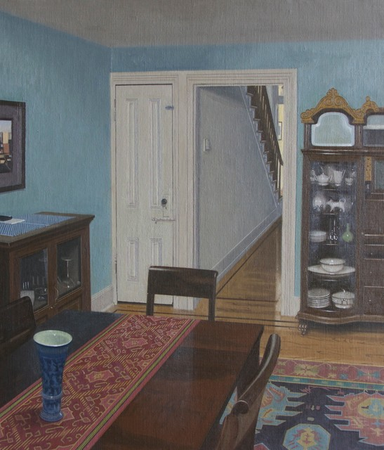 , 'Dining Room (East View),' 2014, Cerulean Arts