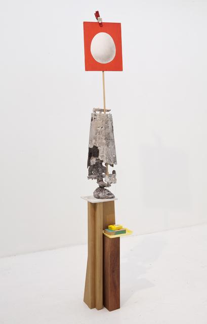 , 'Grave Digger #5,' 2012, Nina Johnson