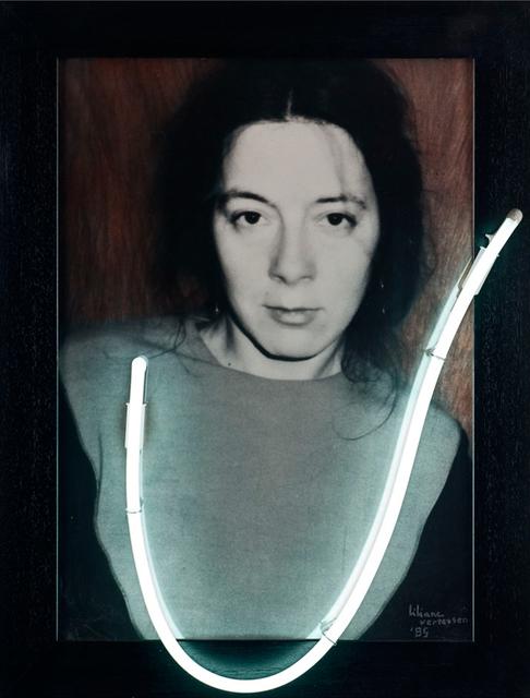 , 'U OR V,' 1985, Galerie Zwart Huis