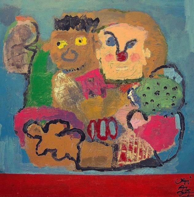 , 'Partners in Crime,' 2018, Van Der Plas Gallery