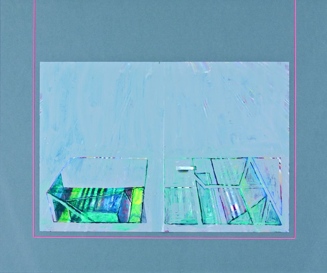 , 'Untitled,' 2012, MissionArt Galéria