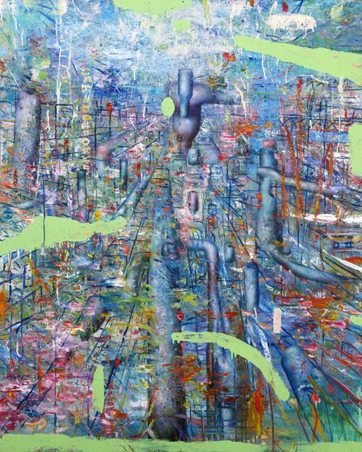 , 'Revolver,' 2015, CFA Gallery