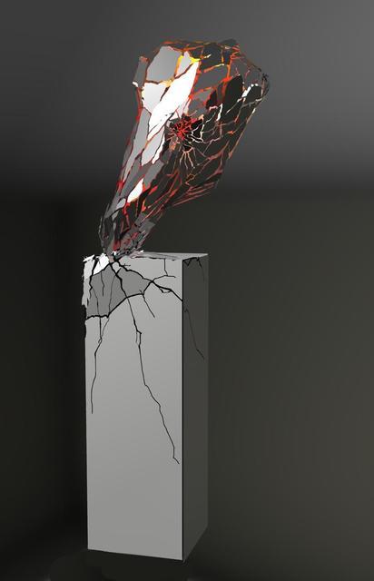 , 'Broken Heart,' 2014, Sandra Gering Inc