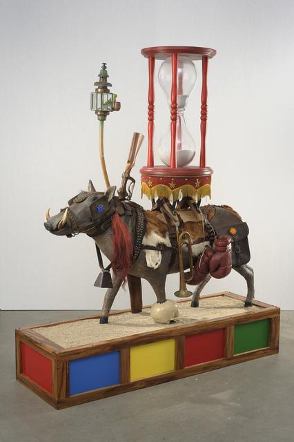 , 'Exodus,' 2014, Catharine Clark Gallery