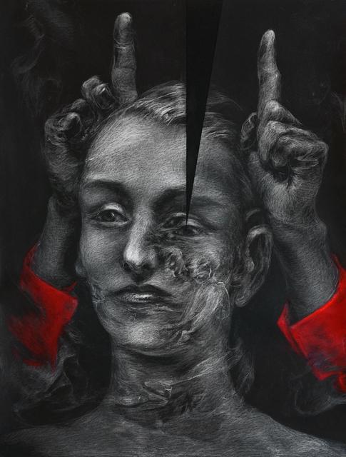 , 'Die Erben 9 (The Inheritors 9),' 2015, Luisa Catucci Gallery